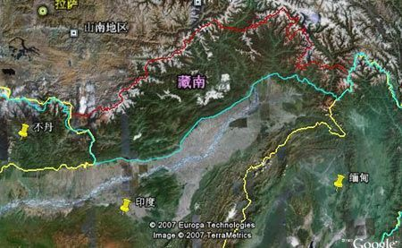 谷歌手机地图(WM)截图1