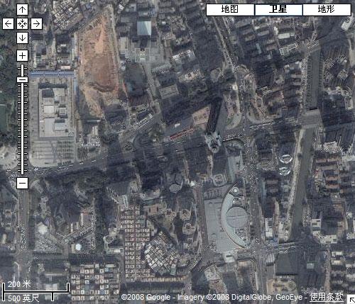 谷歌地图(S60五版)截图3