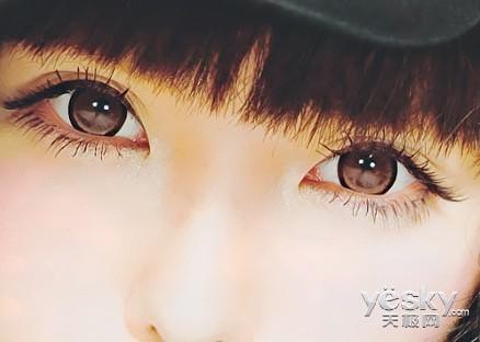 芭比大眼不是梦 松下EH-SE60睫毛卷翘器评测