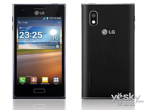 LG Optimus L5发布 入门Android4.0智能