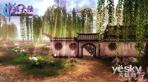 众里寻爱千百度《神话大陆》让您梦回初恋!