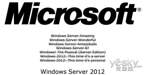 有图有真相 windows servr 2012也玩时尚