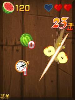 水果忍者切切切切截图1