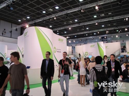 Acer宏�S7超极本亮相IFA2012电子展