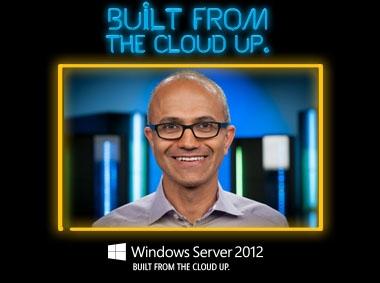 云操作系统?解析Windows Server 2012