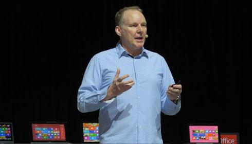 微软Mark Taylor讲述IT消费化Surface