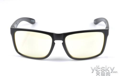 抵抗眼疲劳 GUNNAR Intercept游戏眼镜试用
