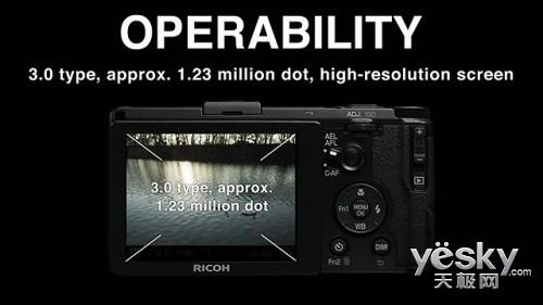 视频:理光最新高级便携定焦相机GR提前曝光