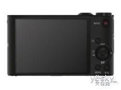 20倍光变 无线乐分享 索尼发布WX300相机