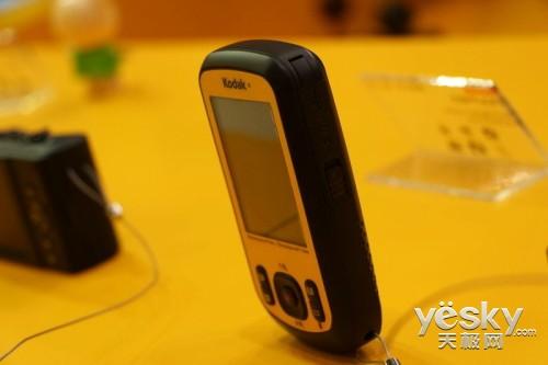 P&E2013:小巧精致 柯达卡片数码相机图赏