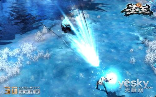 3D玄战巨作《圣王》霸道吞噬创新玩法详解