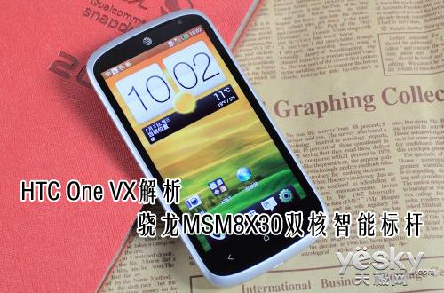 HTC One VX解析骁龙MSM8X30双核体验