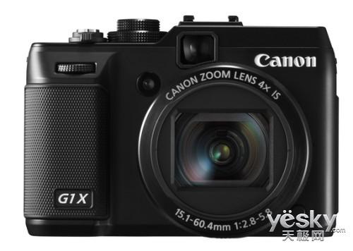 单反备机之选  佳能G1 X数码相机报价3850元