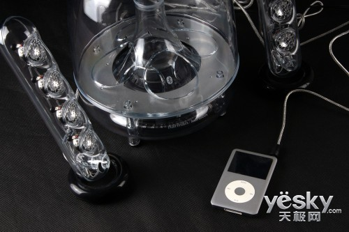 艺术声音典范 哈曼卡顿第三代水晶音箱评测