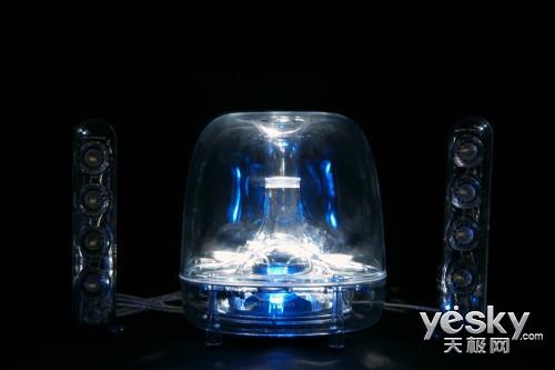 艺术级声音典范 哈曼卡顿第三代水晶音箱评测