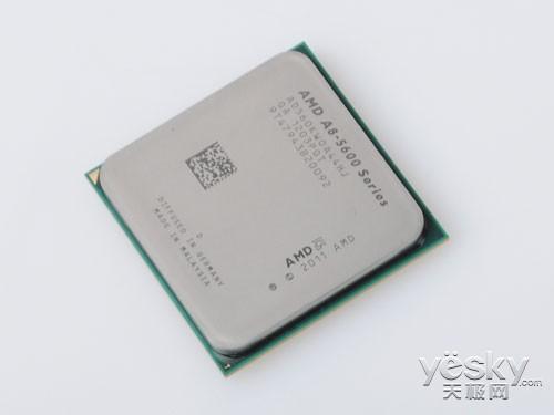 超低价游戏四核APU A8 5600K售价仅539元
