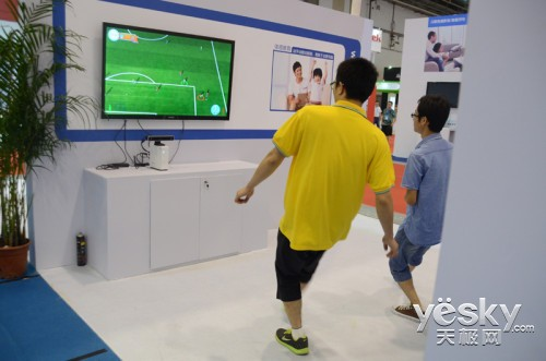上海瀛联携iMove智能娱乐平台亮相青岛CES