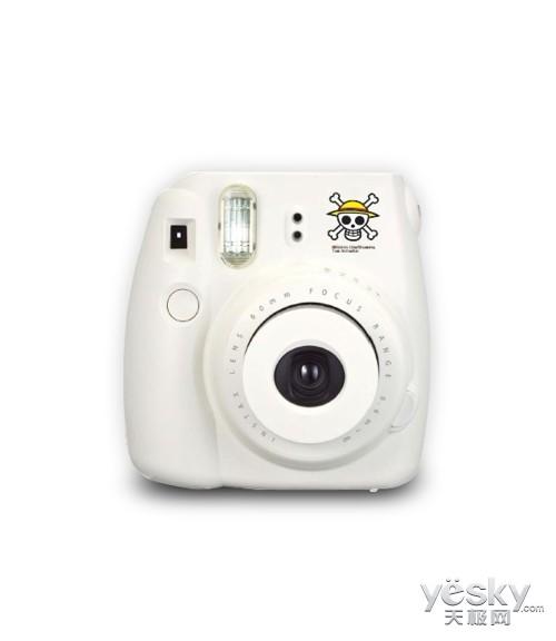 富士Checky超人气经典动漫限定版相机来袭