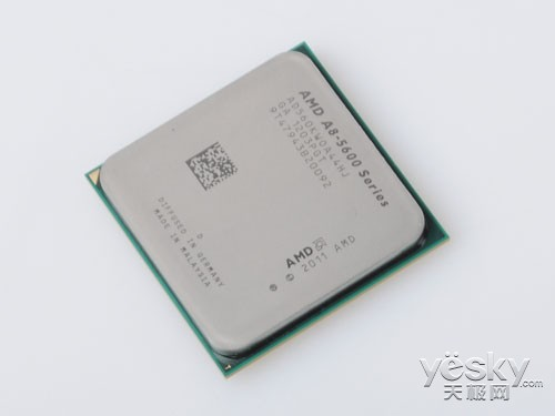 给力游戏性能成亮点 A8 5600K售价仅539元