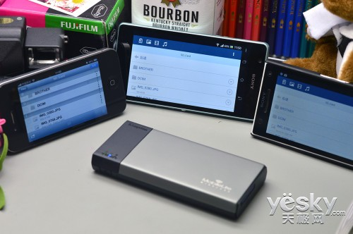 社交分享新玩法 金士顿无线读卡机分享器评测