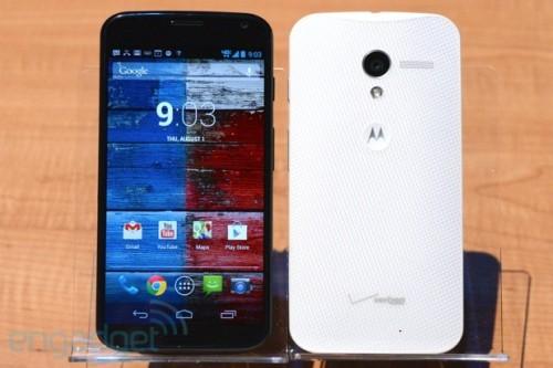 分析师称moto x无法与iphone竞争改变格局