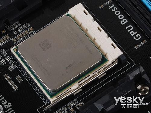 性能主流更可升级 A10 5800K售价735元