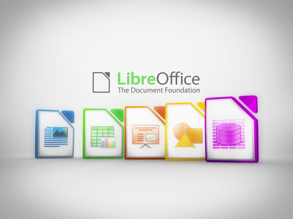 LibreOffice截图1