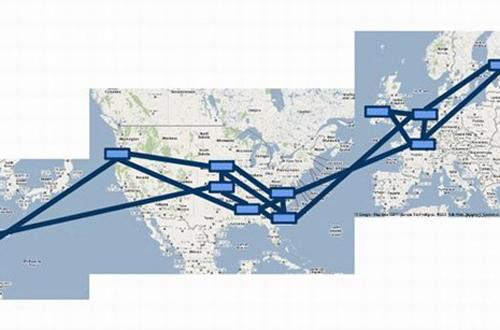 世界首个100G OpenFlow SDN网络接近