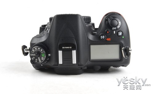 实现更高画质表现 尼康单反相机D7100解析