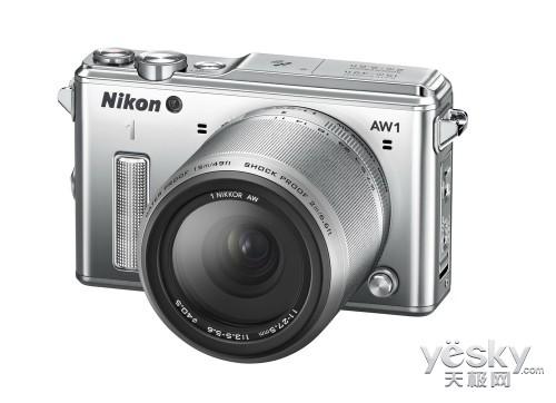 尼康发布Nikon 1 AW1相机和两款1尼克尔镜头