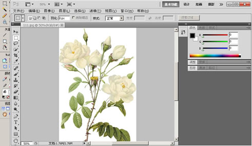 Adobe Photoshop CS5截图1