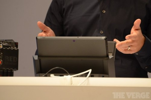 Surface Pro 2发布 笔电与平板都将受其冲击