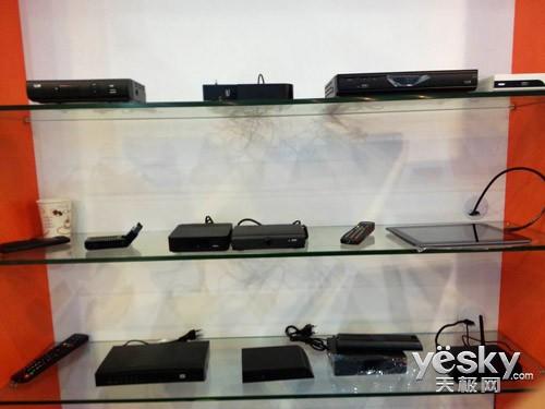 香港秋季电子展2013:杰科电子全线产品亮相