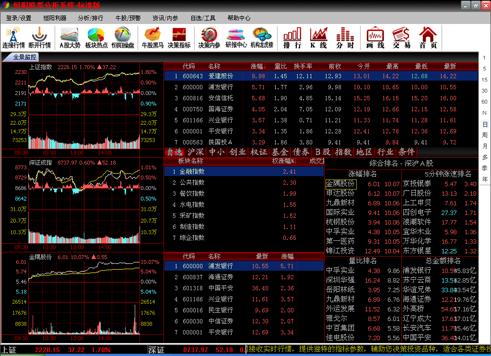 恒阳炒股软件截图3
