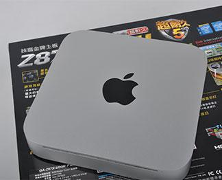 玩家DIY版Mac mini