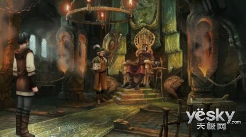 《黑暗之眼:桑缇娜夫的羁绊》游戏鼠标推荐