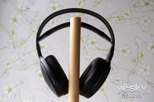 聆听心灵 NuForce头戴式耳机HP-800评测