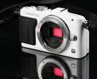 高速可换镜数码相机 奥林巴斯 E-PL6评测