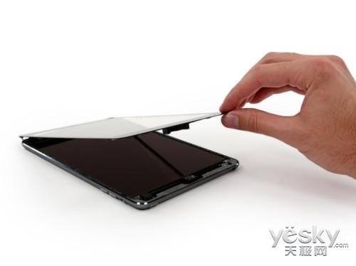 内部工艺依然精巧 苹果iPad mini 2全拆解