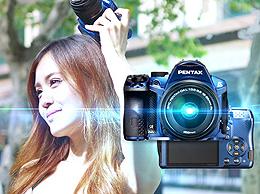 宾得数码相机K-30促销活动