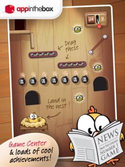 每日推荐 iPad游戏下载 小鸡归巢