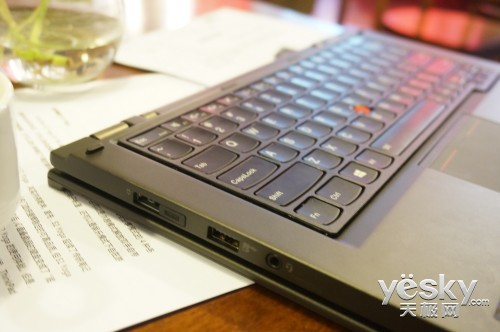 ThinkPad S1 YOGA体验会 键盘设计花费心血