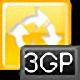 极速3GP视频格式转换器