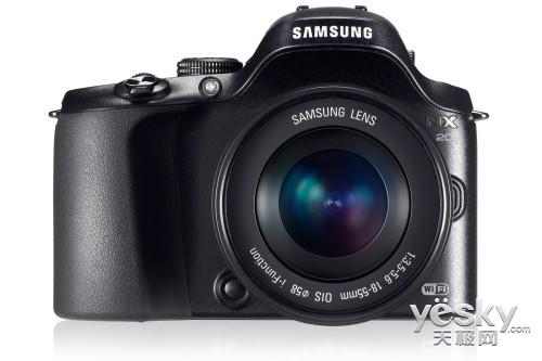 三星将携全新NX智能相机亮相2014CES大展