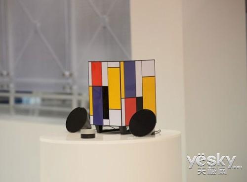 推家居音箱概念 漫步者参加CES2014电子展