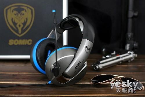 电影游戏都适用  玩家级头戴式耳机推荐