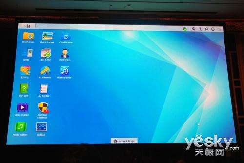 群晖正式发布新一代NAS操作系统DSM5.0 beta