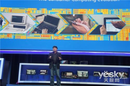 CES2014:Intel的感性计算以及超薄3D镜头