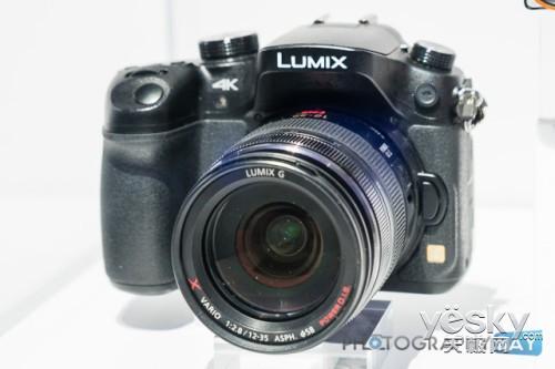 CES 2014:松下展示首款4K无反相机原型机