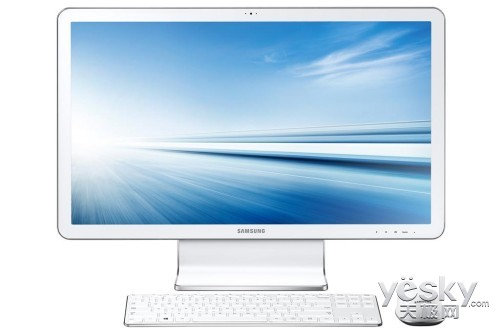 CES2014:三星推出全新ATIV One7一体电脑